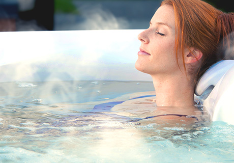 4 Ways a Hot Tub Helps Fight the Common Cold | Seven Seas Pools & Spas