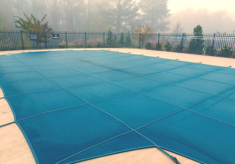 how to close an inground pool video