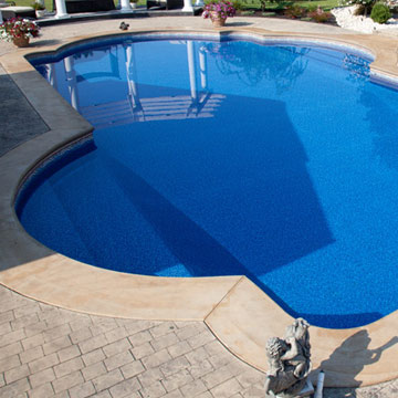 Completed Swimming Pools