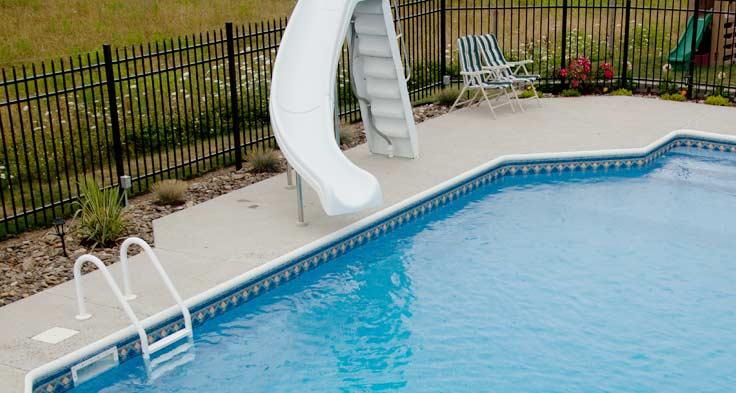 In-Ground Swimming Pool Upgrades | Seven Seas Pools & Spas