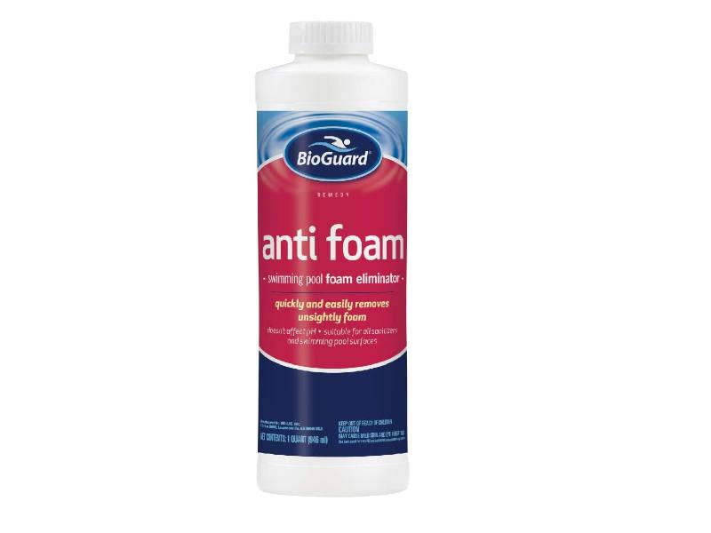 Product   BioGuard Anti-Foam - Quart