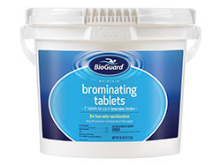 Product | BioGuard Brominating Tablets (25lb)