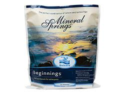 Product | BioGuard Mineral Springs Beginnings (27.9lb)