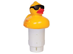 Product | Solar Light Up Duck Chlorinator