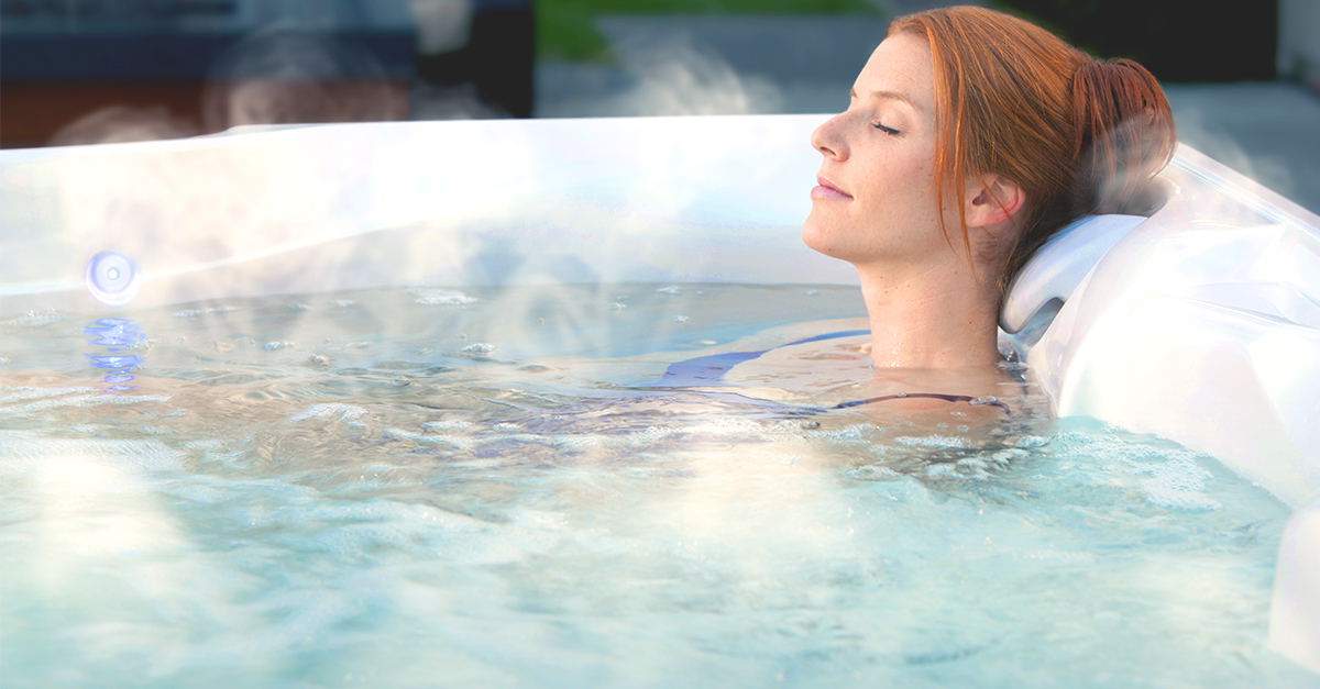 4 Ways A Hot Tub Helps Fight The Common Cold