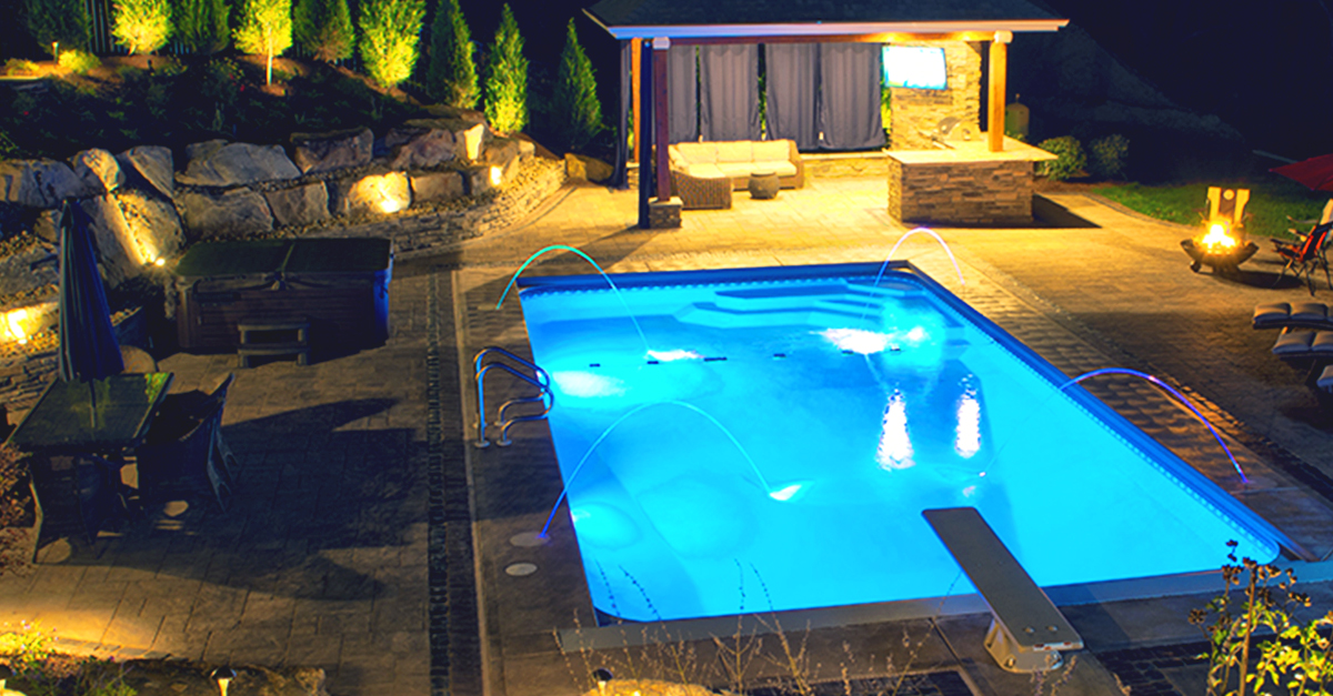 In-Ground Swimming Pool Upgrades | Seven Seas Pools & Spas